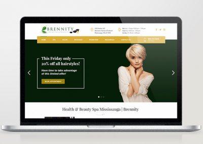 Brennity website
