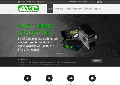 Website: AVP solutions
